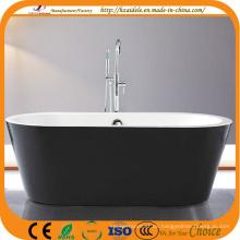 Freistehende einfache Funktionen Badewanne (CL-334)