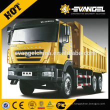 IVECO 8x4 380hp Sand Stone mining Dump Tipper Truck For Sale
