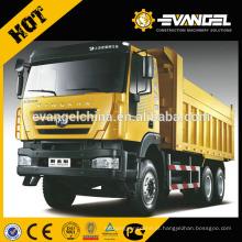 Preço do caminhão da capacidade do caminhão basculante da descarga 30cbm dos eixos IVECO 4 430hp