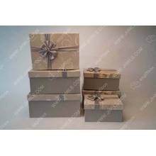Ribbon Handmade Hat Packaging Box