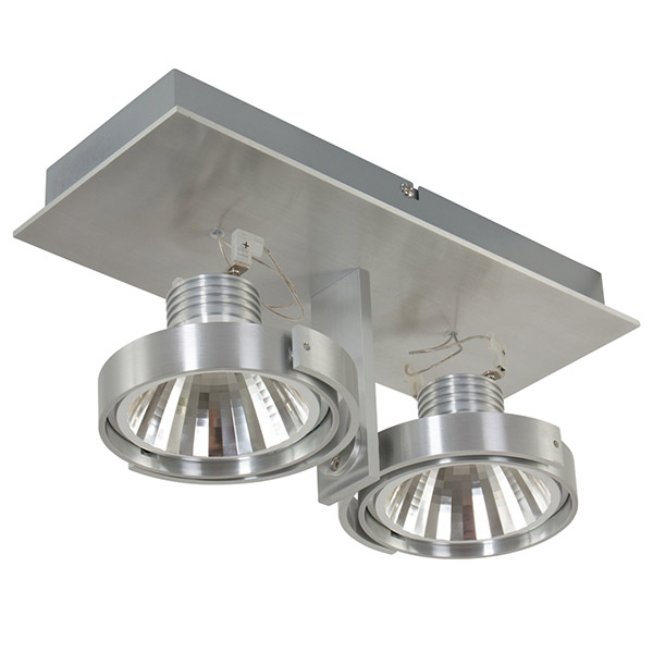 Aluminum LED spot lights