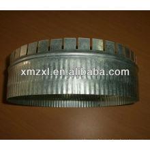 ZXL-F12 Galvanized Steel Duct Connector