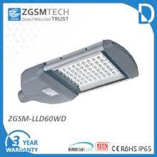 Lampe de route moderne de la conception 60W pour tout le marché