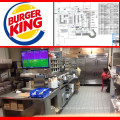 Shinelong Hot Sale fastfood Equipment With Wheels