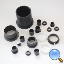 Plastic Self-Lubricating Bushing