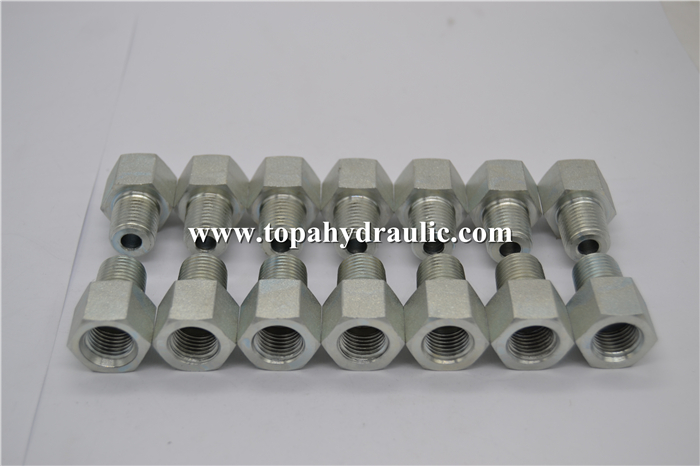 emb oil hydraulic rubber tube fittings