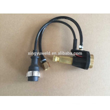 connectors for welding machine