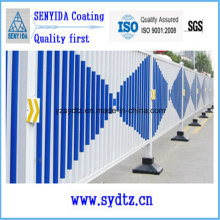 Hot Outdoor Polyester Powder Coating Paint for Guardrail