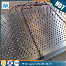 Customized zirconium tantalum molybdenum niobium alloy perforated metal plate
