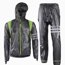 High Quality Adult Sports Raincoat Jacket Waterproof and Breathable Bike Jacket Cycling Wear