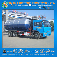 10000L Vacuum Sewage Suction Truck FAW