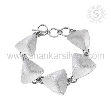 Ethnic Handmade Silver Jewelry Bracelet Sterling Silver Jewelry Supplier Wholesale Jewelry