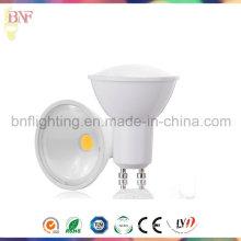 Refletor LED COB GU10 para 1W / 3W / 5W com Ce Saso
