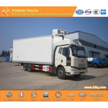 FAW 260hp Euro3 60m3 freezer refrigerated truck