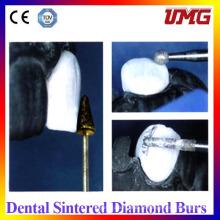 Hot Venda Instrumentos Cirúrgicos Dentários Sinterizado Dental Bur