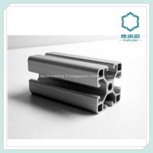 Couleur des profilés d'aluminium anodisé T Slot pour seuil de porte