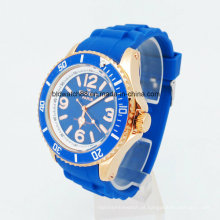 Relógios feitos sob encomenda do esporte do homem do relógio do logotipo da forma para a venda