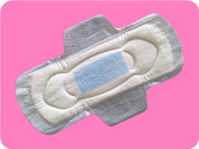 super absorbent pad with SAP material