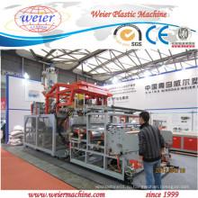 Линия для производства пленочной упаковки для литья под давлением ПЭНП
