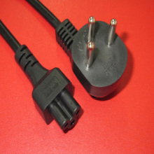 Israel Power Cord with IEC C5
