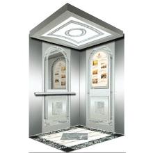 Passagier Aufzug Lift Mirror geätzt Herr & Mrl Aksen Ty-K230