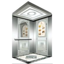 Miroir de levage pour ascenseur de passager gravé Mr & Mrl Aksen Ty-K230