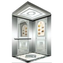 Passenger Elevator Lift Mirror Etched Mr & Mrl Aksen Ty-K230