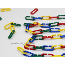 Plastic Learning Plastic Links Chain for Kids Play