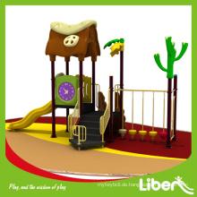 Liben Hot Verkauf Outdoor Kinder Spielplatz Ausrüstung zum Verkauf