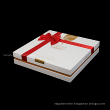 Custom Printed Recycled Paper Packaging Gift Box for Packaging Health Care Products