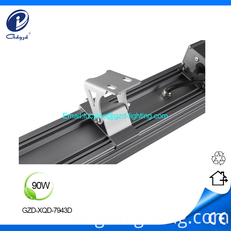 90W-led wall washer