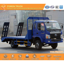 FOTON 4x2 6tons harvester transport truck 130hp