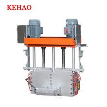 Trocador de tela de filtro elétrico hidráulico para granulador