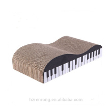 Corrugated indoor Cat House Cardboard Cat Scratcher CS-3021