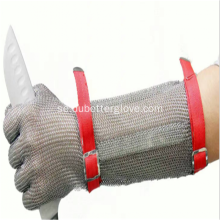 Klippresistenta Mesh Work Gloves