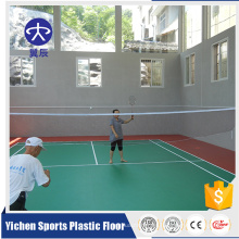Hoja de suelo sintético de PVC blando de 2,0 mm de linóleo