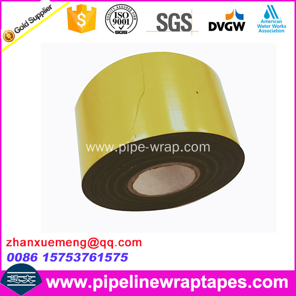 pipe anticorrosion wrap tape using for underground pipeline