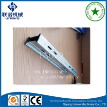 Metal stud partition steel keel