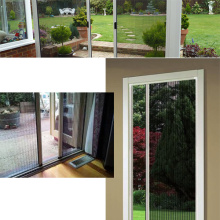 Plisse/Pleated/Folding Screen For Door