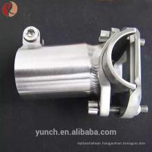 titanium bike tube ti-3al-2.5v sample available
