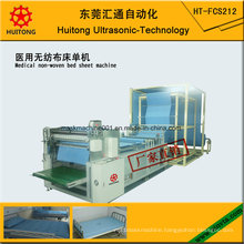 Ultrasonic Medical Disposable Bed Sheet Machine