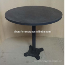 Cast Iron Industrial Coffee Table