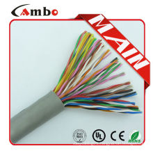 0.411mm 26awg BC cat.5e indoor cable 25p for telecom