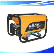 Generador de gasolina portátil Generador de electricidad 1500W