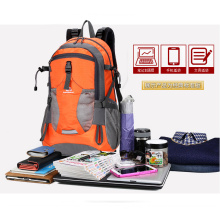 Hot-selling Outdoor hiking backpack  Men And Women camping tracking bag hiking travel bag waterproof Mountaineering Sport Bag