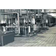milk homogenizing machine/dairy milk plant/homogenization and pasteurization