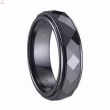 Bulk Wholesale Hand Make Unique Wedding Square Mens Rings