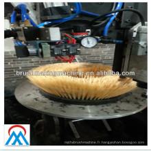 brosse à vaisselle ronde faisant la machine du fournisseur chinois de machine
