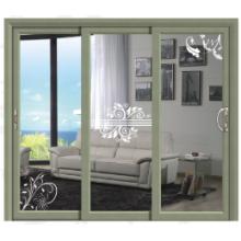Aluminium-Sicherheits-Türen und Fenster