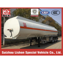 3 axles Oil Tank Semi-Trailer